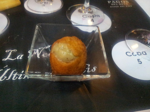 Morales de Toro (Zamora) | Museo del Vino | Buñuelo de sesos
