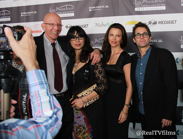 AFRICAN GOTHIC , Chella Ferrow, Damon Shalit, LA Italia Film Fest 2015