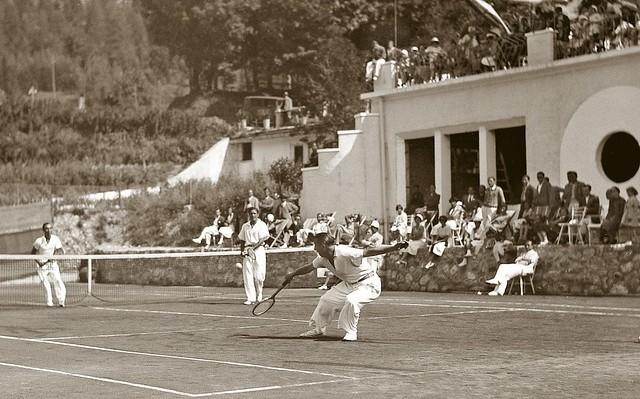 Cristallo tennis