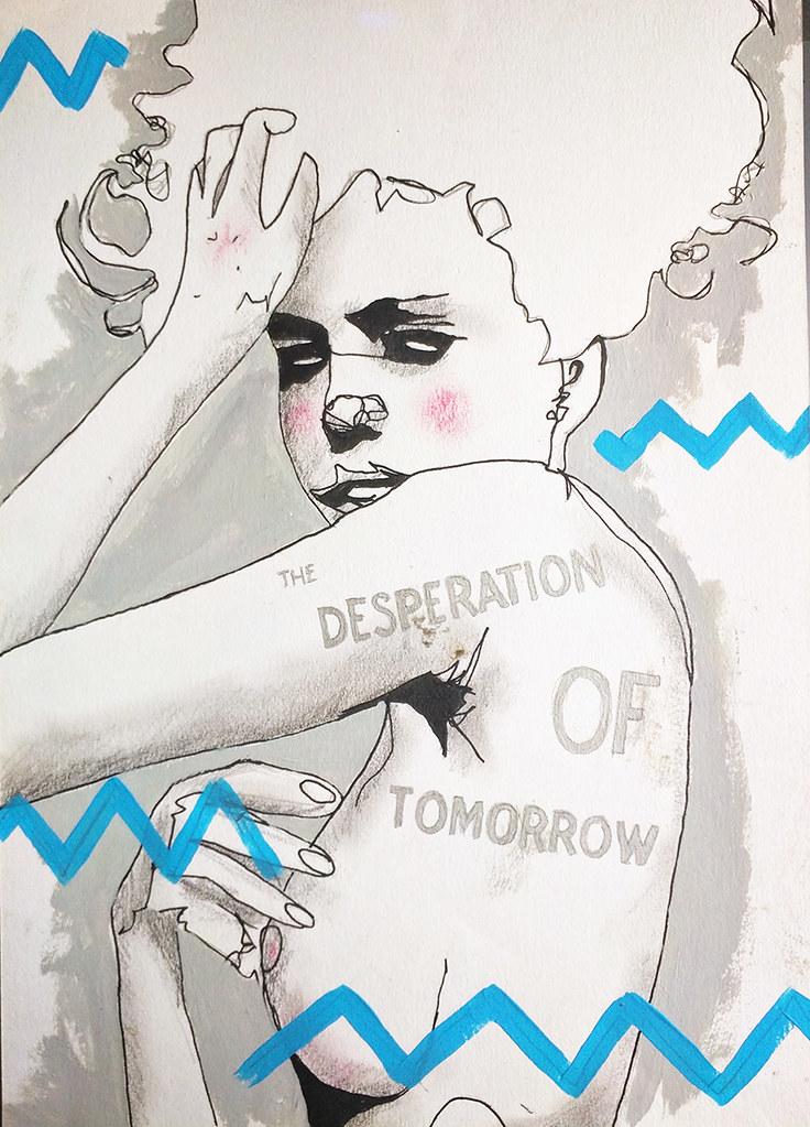 Le désespoir de demain