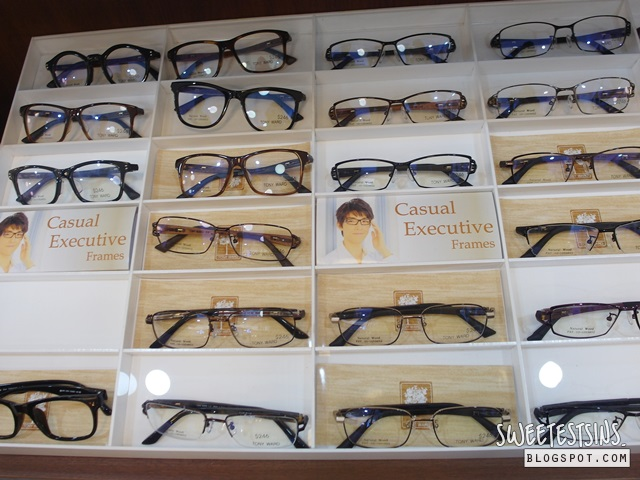 tokyo star optical casual executive
