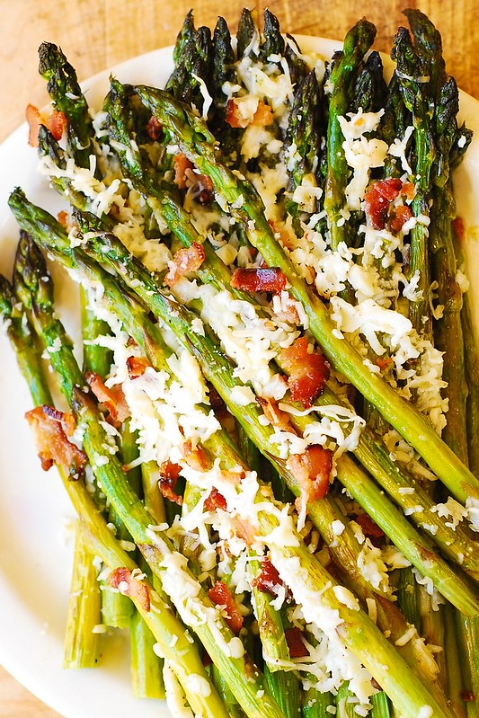 asparagus recipes, asparagus side dish, vegetable recipes, vegetable side dish, gluten free side dishes