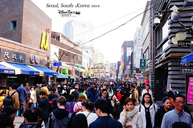 South Korea 2014 - Seoul Insadong 01