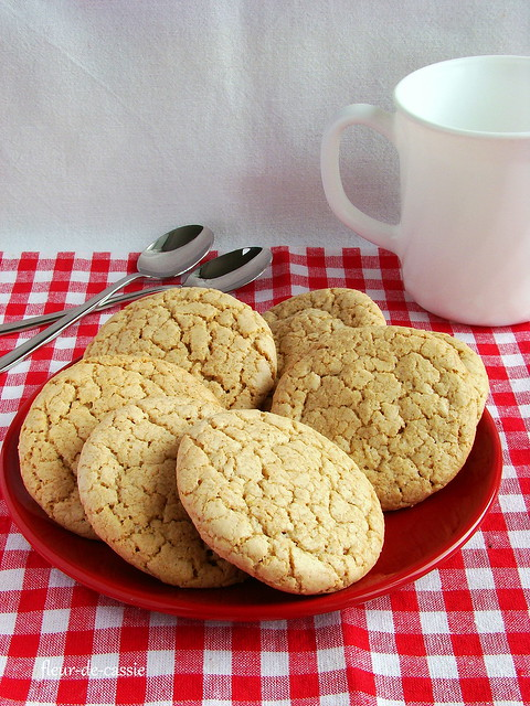 датское печенье с кардамоном