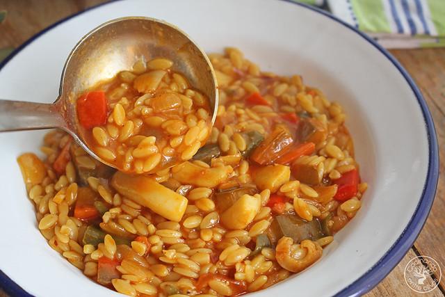 Gurullos con jibia www.cocinandoentreolivos.com (15)