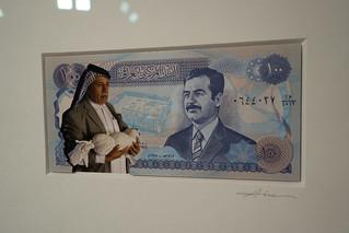 Iraq anti-war art