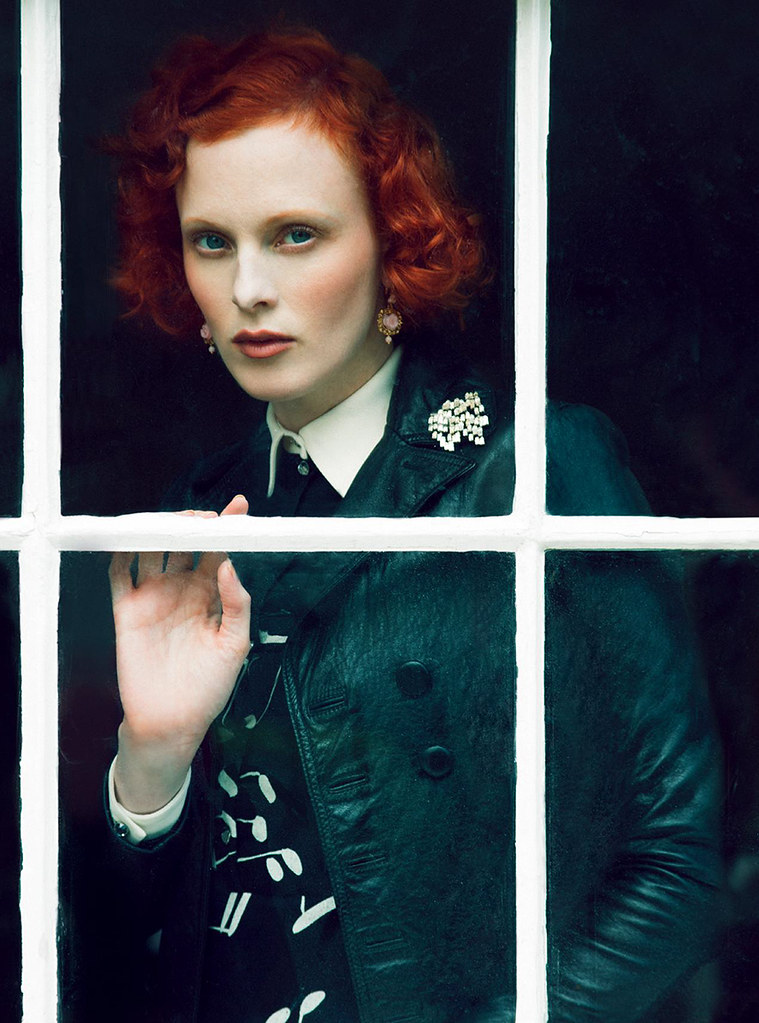 Карен Элсон — Фотосессия для «Harper's Bazaar» UK 2016 – 10