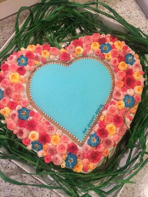 Big Cookie Tam Cake by Anna Dziedzic