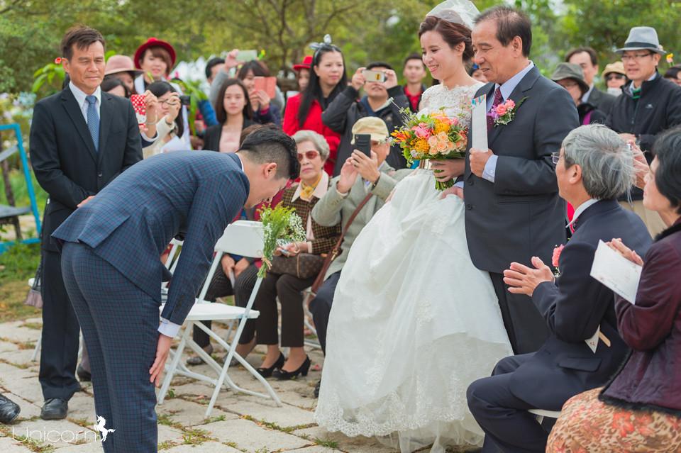 《婚攝 Kevin》承運 & 純君 / 築夢地戶外婚禮場