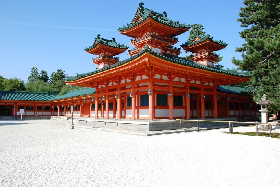 Heian-jingu shrine-Kyoto-64b