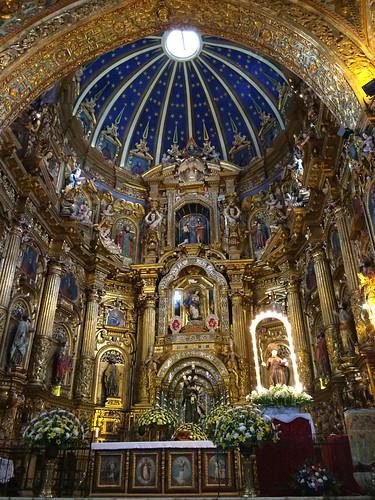 Quito: el Convento San Franciso
