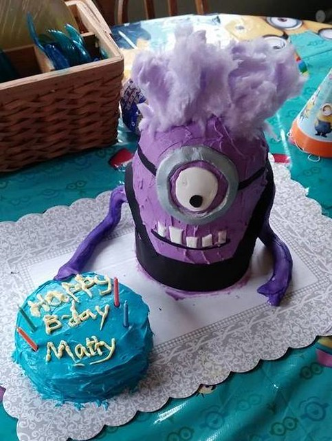4th Birthday Cake by Vickie Chapman