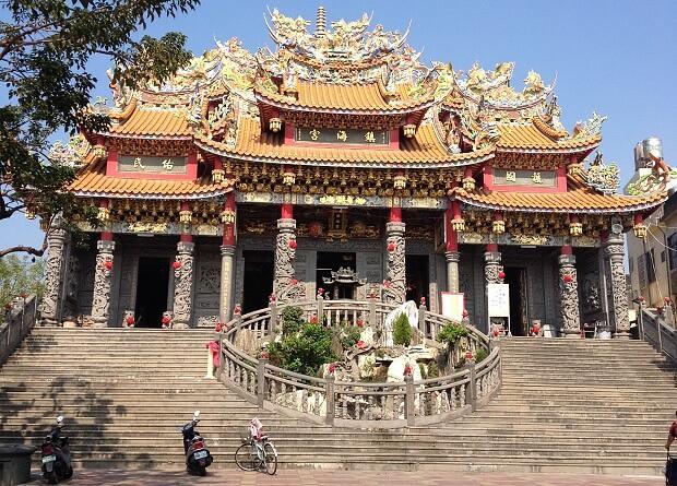 160711 台湾の寺院2