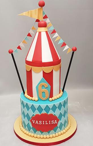 Ben Linzo's Cute Cake