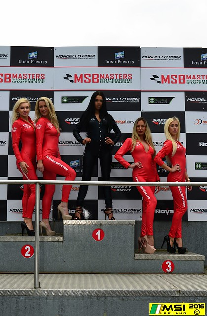 Mr Hobbs Coffee Promo Girls at Mondello Race Track, photos by John OBrien / MSI -Official Press Photographer for Mr Hobbs Coffee Motor Events.