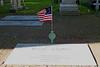 Grave of Revolutionary War Patriot Haym Solomon, Mikve Israel Cemetery, Philadelphia