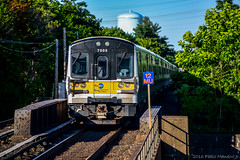 MTA Long Island Rail Road Bombardier M7 #7003