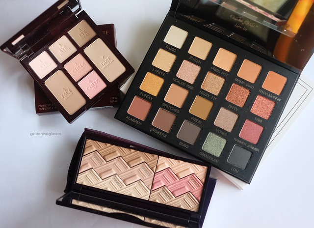 Charlotte Tilbury, By Terry, Violet Voss Palettes