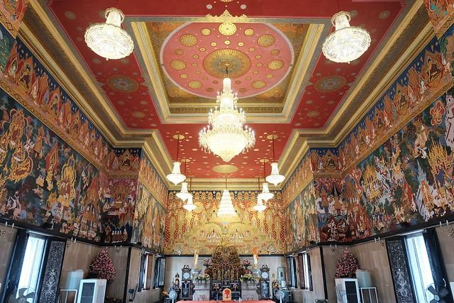 Wat Hua Lam Phong Temple, Bkk, Thailand