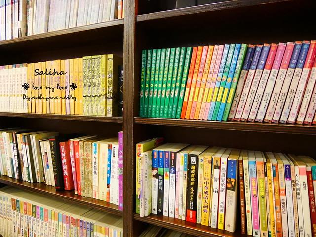 新店大坪林下午茶推薦躲貓貓咖啡館看書看漫畫 (2)