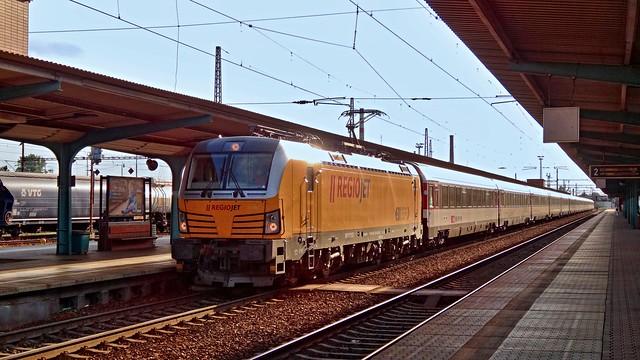 "Lokomotive / Siemens / ""Vectron"""
