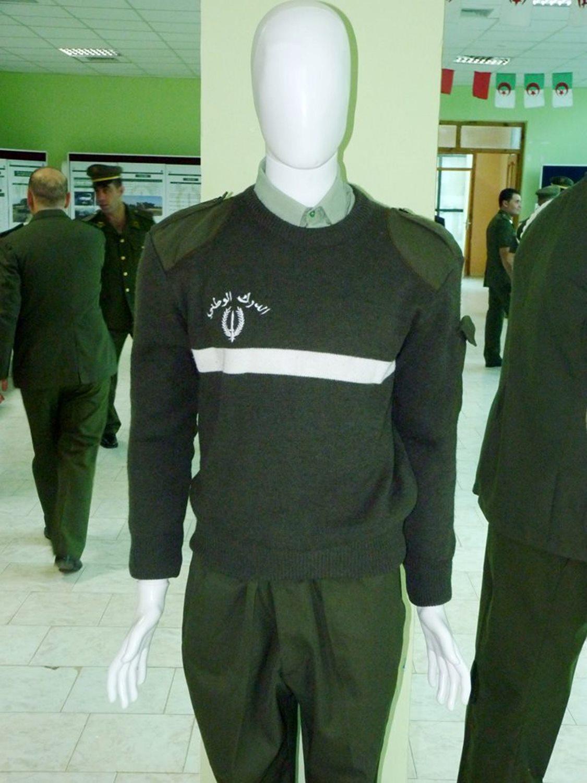 البذلات الجيش الوطني الشعبي الجزائري [ ANP / GN / DGSN / Douanes ]  - صفحة 6 28350826635_c86077141c_o
