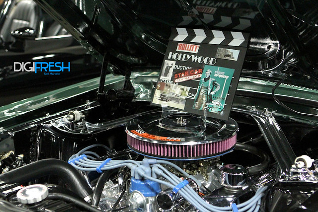 Bullitt Ford Mustang GT - 2