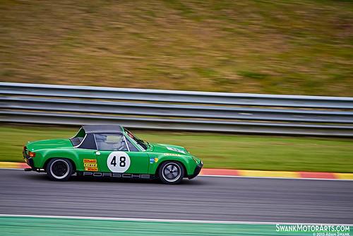 1970 Porsche 914-6 by autoidiodyssey