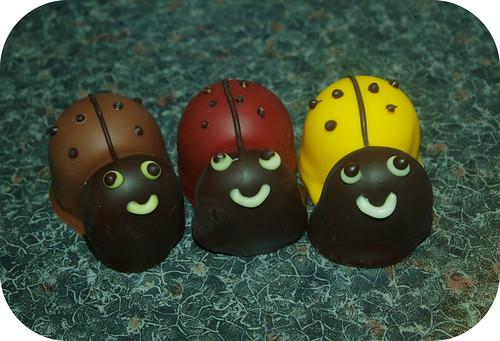 Moonstruck Ladybug Truffles
