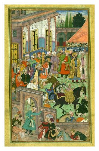 004-Memorias de Babur-1500-1600-Biblioteca Digital Mundial