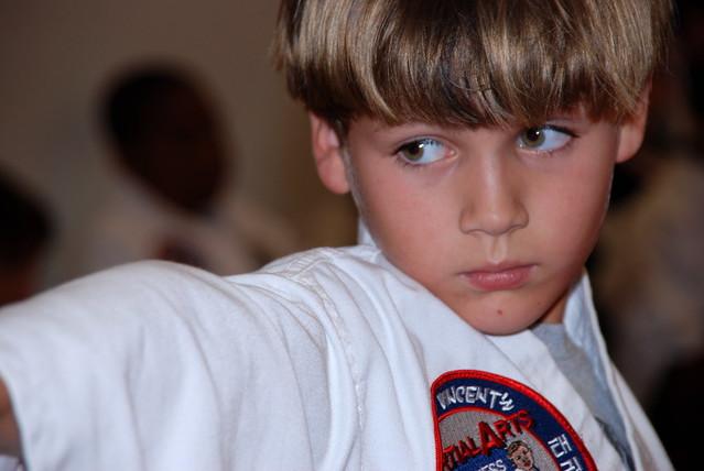 Martial Arts Belt Testings