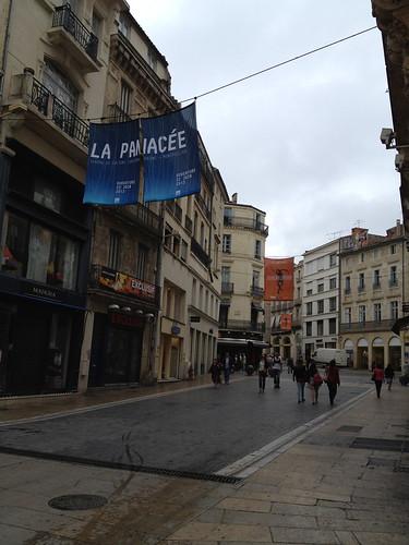 Oh! Hé! La Panacée à Montpellier! @lapanace