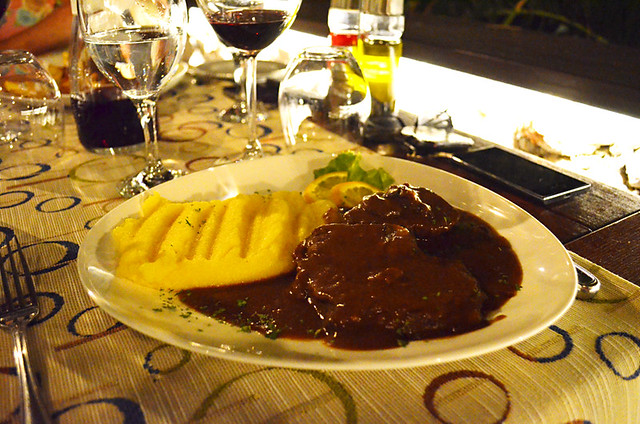 Beef Pasticada, Hvar, Croatia