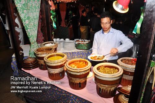 Ramadhan inspired by Nenek's Kitchen at JW Marriott Kuala Lumpur 10