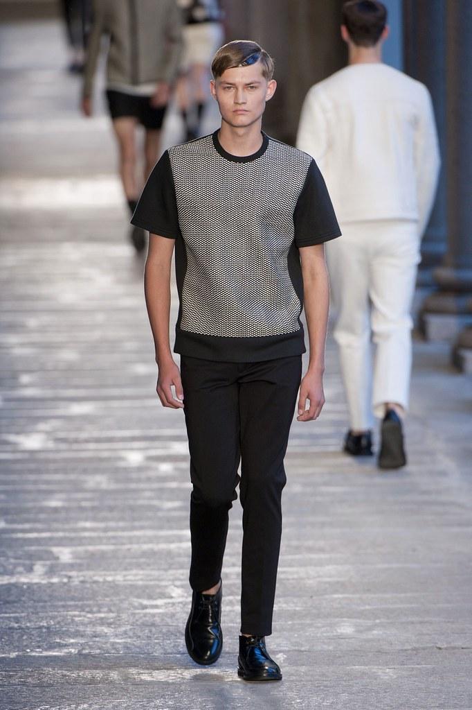 SS14 Milan Neil Barrett012_Rasmus Pyykko(fashionising.com)