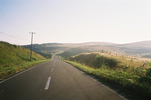 サロベツ100マイルロードレース