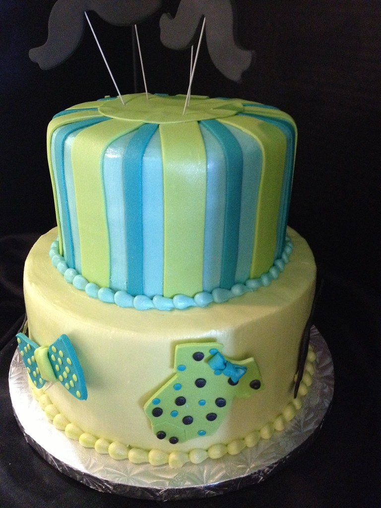Baby Shower Cakes Dallas Tx Annie S Culinary Creations