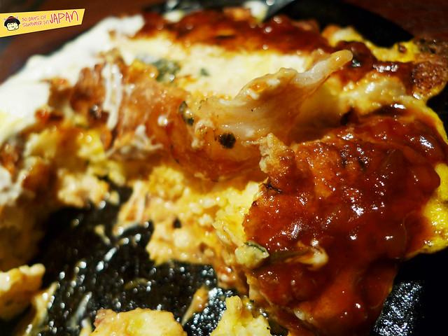 BOTEJYU SAN lidabashi - okonomiyaki 3