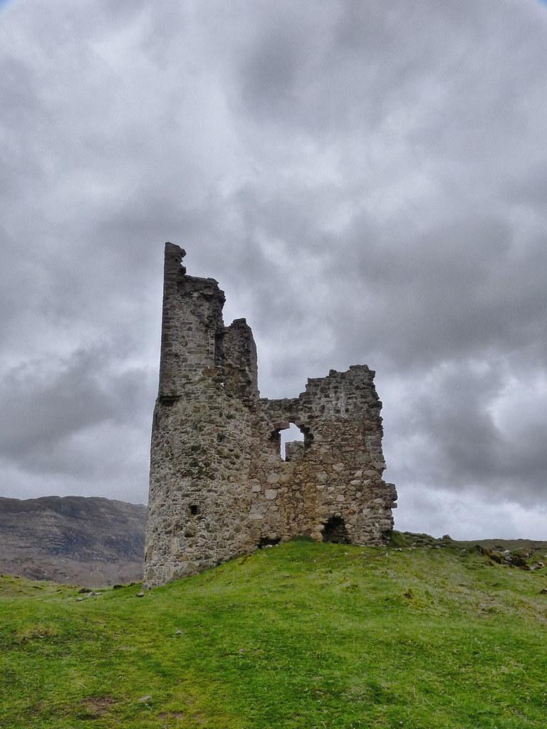 Ardvreck castle, Assynt