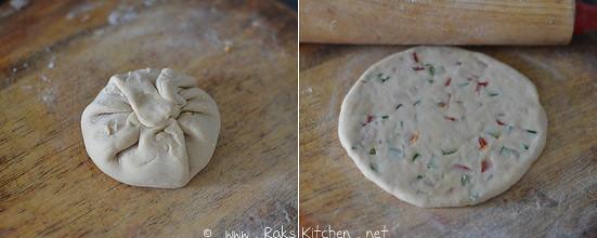 3-capsicum-cheese-paratha