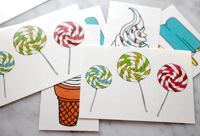 Lollipop Tattly