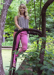 Jessica pool ladder