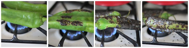 Hatch Chile Roasting