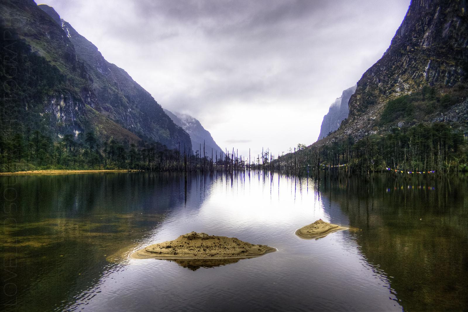 Madhuri Lake, Tawang