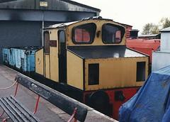 Simplex industrial locos