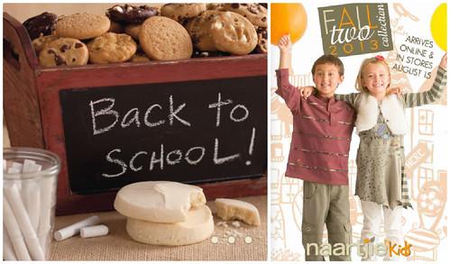 Mrs. Fields Secrets Back to School Giveaway