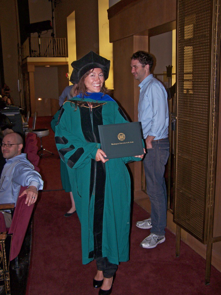 DBBS: Graduate School of Arts & Sciences Hooding & Recognition Ceremony 2013
