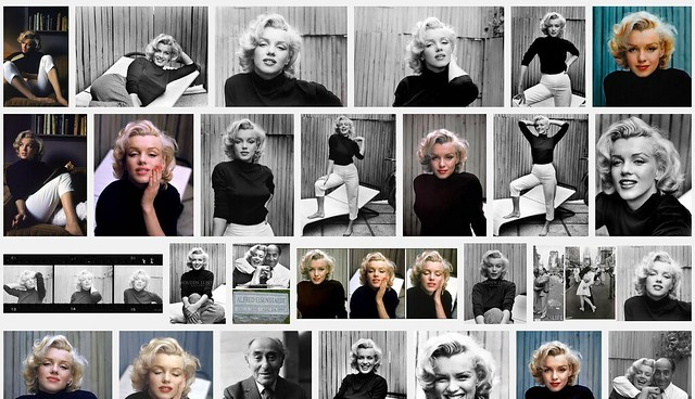 alfred eisenstaedt photos of  monroe