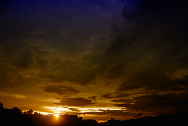 sunset-and-cloudscapes