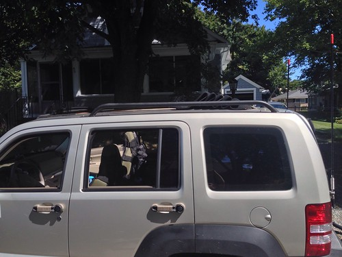 Lost Jeeps View Topic Mk S Roof Rack O Doom Build Thread